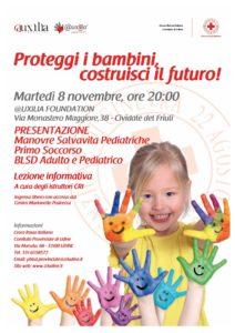 Proteggi i bambini costruisci il futuro