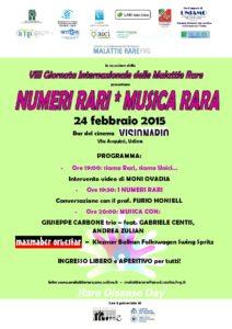 Numeri Rari + Musica Rara